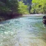 石川県 大聖寺川(九谷ダムより上流)