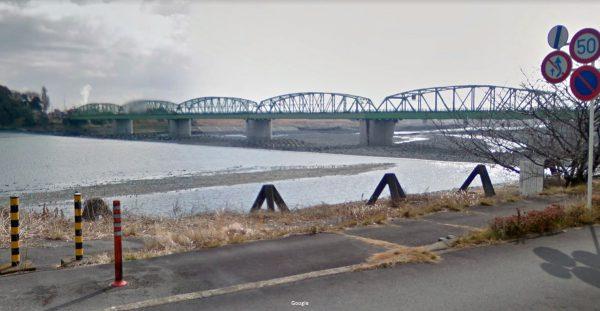 静岡県 川釣りポイント 富士川