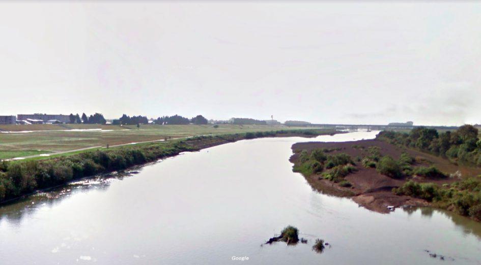 秋田県 川釣りポイント 雄物川(仙北平野)