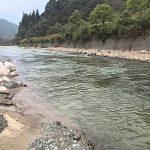 山形県 寒河江川(二ッ掛橋~見附橋)