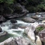 山梨県 荒川(昇仙峡〜野猿谷)