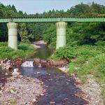 秋田県 小様川