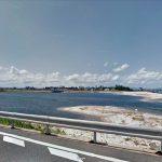 鳥取県 日野川河口