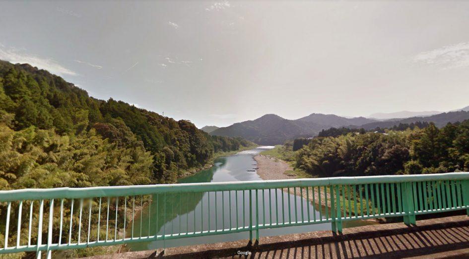 三重県 川釣りポイント 宮川