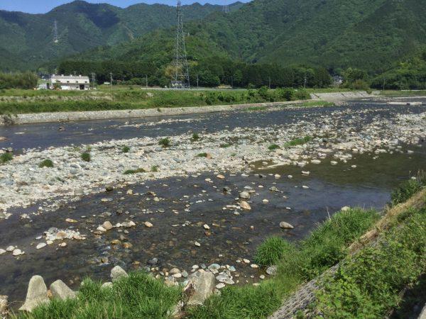 兵庫県 川釣りポイント 揖保川
