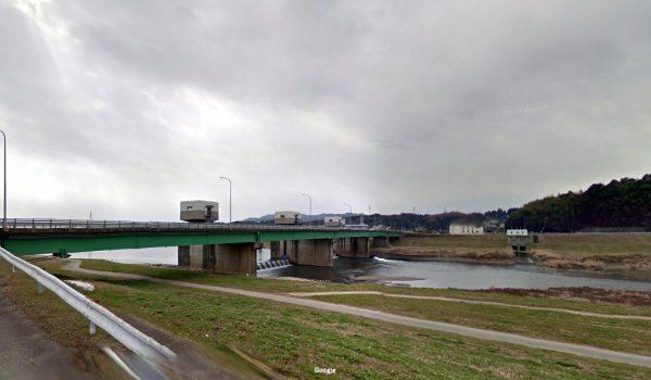 熊本県 川釣りポイント 菊池川(山鹿大橋近辺)