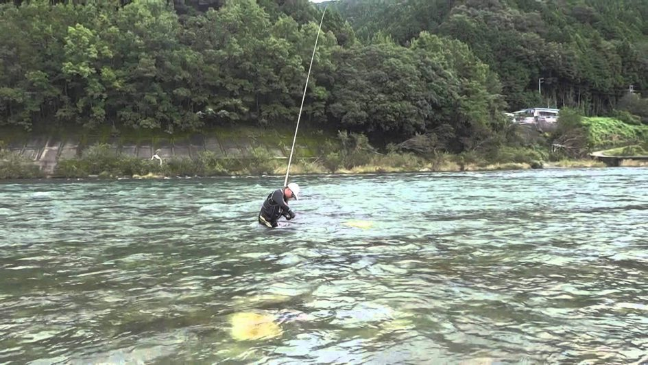 高知県 川釣りポイント 吉野川