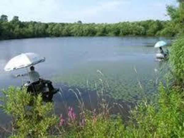 北海道 川釣りポイント 中津湖