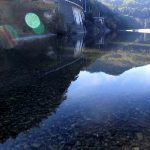 徳島県 鮎喰川(あくいがわ)