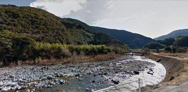 高知県 川釣りポイント 吉良川(西の川・東の川)