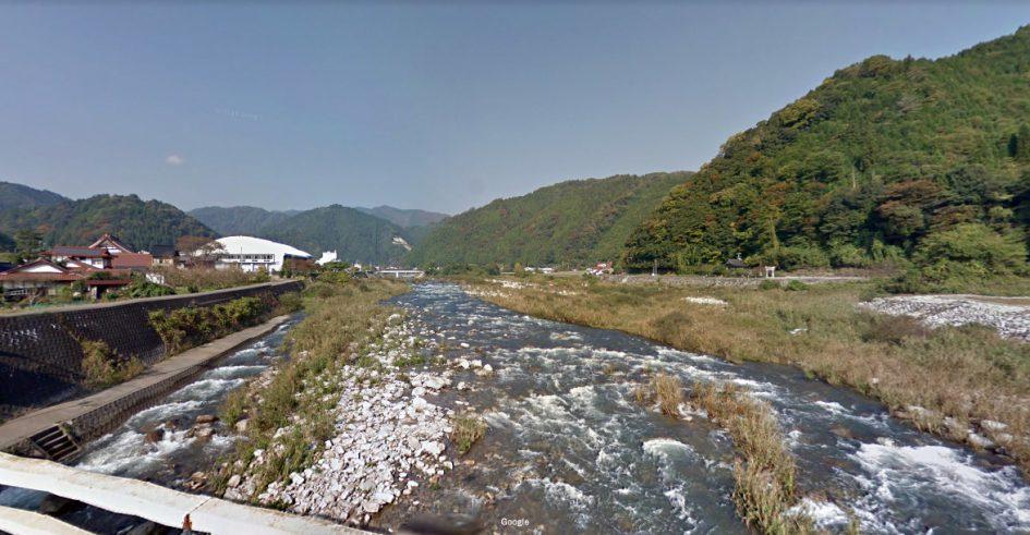 広島県 川釣りポイント 太田川