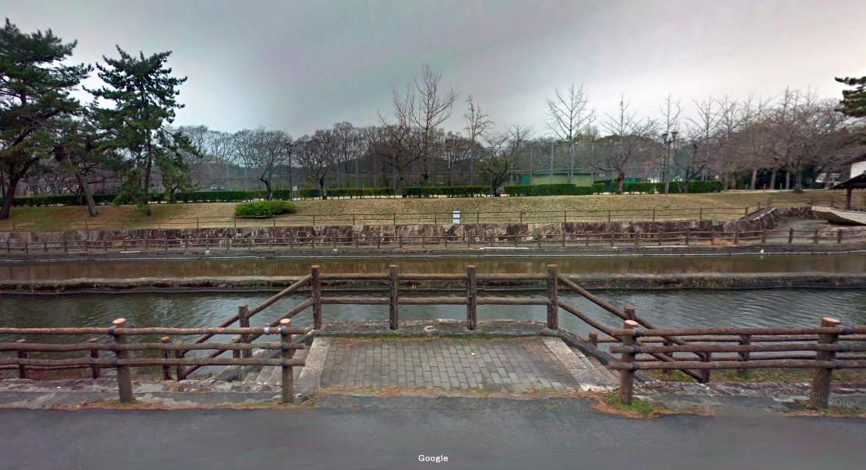 岡山県 川釣りポイント酒津公園
