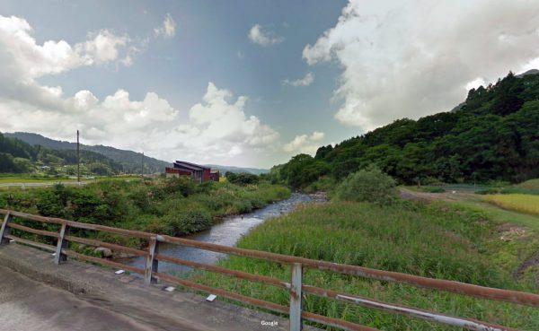 新潟県 川釣りポイント 早川