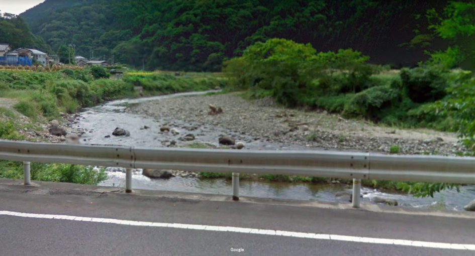 山形県 川釣りポイント 五十川(いらがわ)