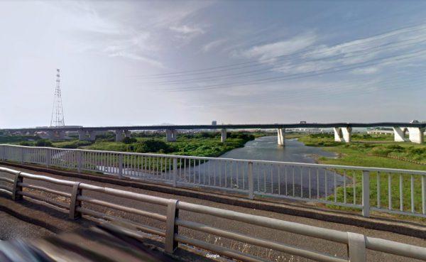 神奈川県 川釣りポイント 相模川(戸沢橋周辺)
