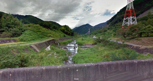 山梨県 川釣りポイント 笹子川