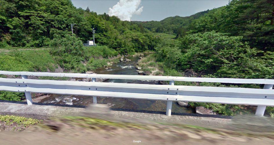 宮城県 川釣りポイント 白石川