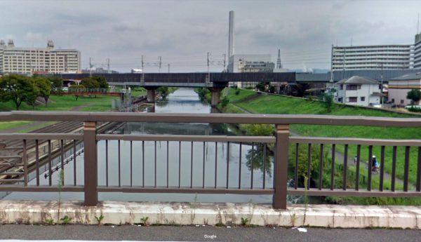 大阪府 川釣りポイント 神崎川